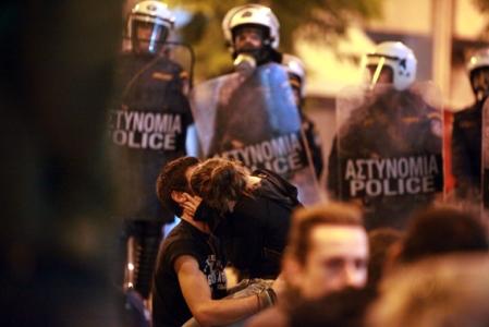Athens-Kiss1