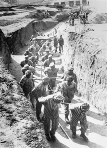 Mauthausen: Καταναγκαστική εργασία στα νταμάρια