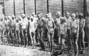 Mauthausen: Σοβιετικοί αιχμάλωτοι πολέμου.