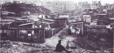 Γειτονιές που διέμεναν οι αποκάτω του Παρισιού